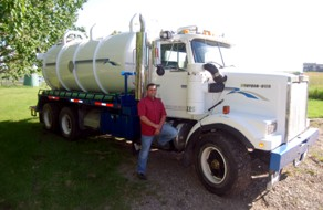 Septic Services Okotoks